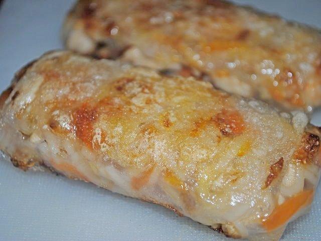 Рецепт куриная грудка с креветками