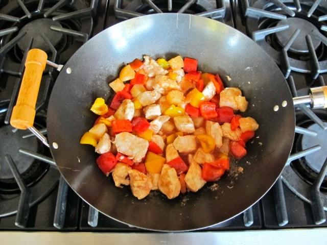 Как сделать кисло-сладкий соус к курице